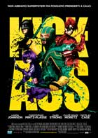 Kick-Ass - 11 x 17 Movie Poster - Italian Style A