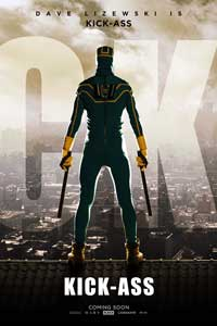 Kick-Ass - 43 x 62 Movie Poster - Bus Shelter Style C