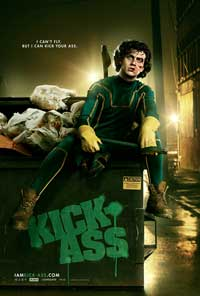 Kick-Ass - 43 x 62 Movie Poster - Bus Shelter Style E
