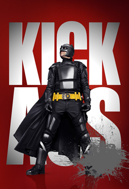 Kick-Ass - 43 x 62 Movie Poster - Bus Shelter Style O