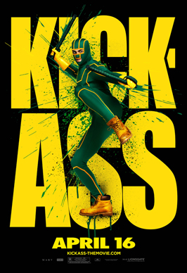 Kick-Ass - 43 x 62 Movie Poster - Bus Shelter Style M