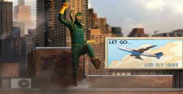 Kick-Ass - 8 x 10 Color Photo #1