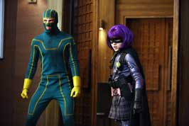 Kick-Ass - 8 x 10 Color Photo #12
