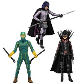 Kick-Ass - 2 Series 1 Action Figure Case