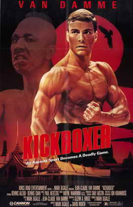 Kickboxer - 11 x 17 Movie Poster - Style A