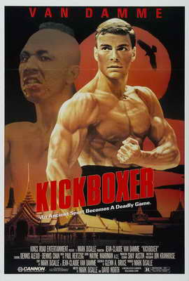 Kickboxer - 27 x 40 Movie Poster - Style A