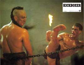 Kickboxer - 11 x 14 Movie Poster - Style C