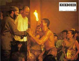 Kickboxer - 11 x 14 Movie Poster - Style D