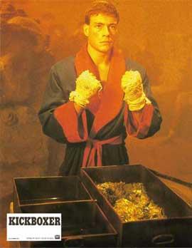 Kickboxer - 11 x 14 Movie Poster - Style E