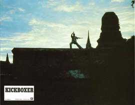 Kickboxer - 11 x 14 Movie Poster - Style G