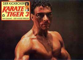 Kickboxer - 11 x 14 Movie Poster - Style I