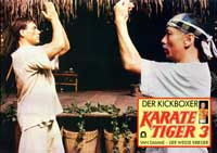 Kickboxer - 11 x 14 Movie Poster - Style J