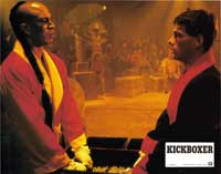 Kickboxer - 11 x 14 Movie Poster - Style K