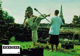 Kickboxer - 11 x 14 Movie Poster - Style M