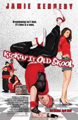 Kickin It Old Skool - 11 x 17 Movie Poster - Style A