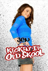 Kickin It Old Skool - 11 x 17 Movie Poster - Style E