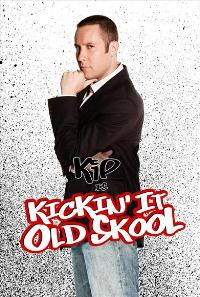Kickin It Old Skool - 27 x 40 Movie Poster - Style F