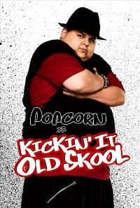 Kickin It Old Skool - 11 x 17 Movie Poster - Style G