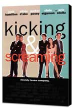 Kicking and Screaming - 27 x 40 Movie Poster - Style A - Museum Wrapped Canvas