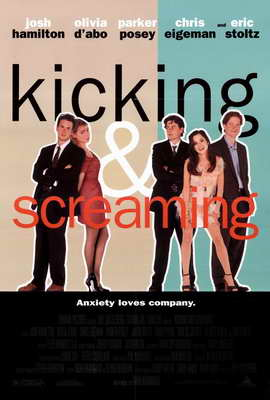 Kicking and Screaming - 27 x 40 Movie Poster - Style A