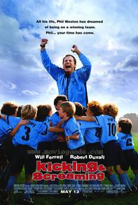 Kicking and Screaming - 43 x 62 Movie Poster - Bus Shelter Style A