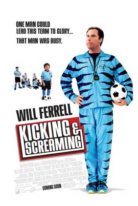 Kicking and Screaming - 11 x 17 Movie Poster - Style B