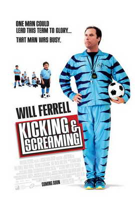 Kicking and Screaming - 27 x 40 Movie Poster - Style B