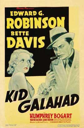 Kid Galahad - 11 x 17 Movie Poster - Style D