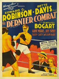 Kid Galahad - 11 x 17 Movie Poster - French Style A