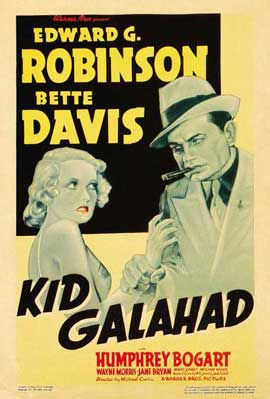 Kid Galahad - 27 x 40 Movie Poster - Style A