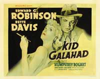 Kid Galahad - 22 x 28 Movie Poster - Half Sheet Style A