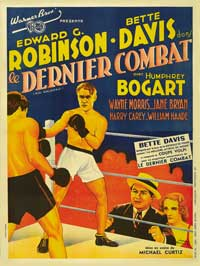 Kid Galahad - 27 x 40 Movie Poster - French Style A