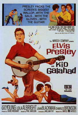 Kid Galahad - 11 x 17 Movie Poster - Style A