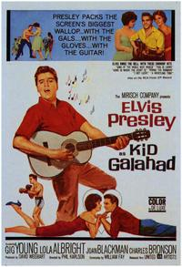 Kid Galahad - 43 x 62 Movie Poster - Bus Shelter Style A