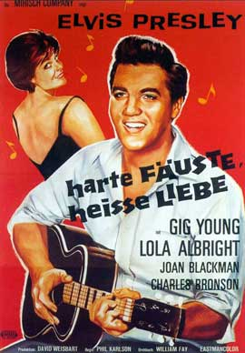 Kid Galahad - 11 x 17 Movie Poster - German Style A