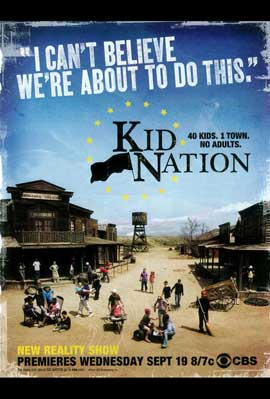 Kid Nation - 11 x 17 TV Poster - Style A