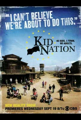 Kid Nation - 27 x 40 TV Poster - Style A