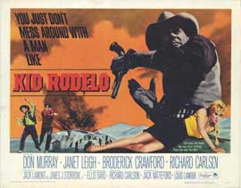 Kid Rodelo - 11 x 14 Movie Poster - Style A