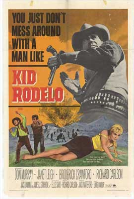 Kid Rodelo - 11 x 17 Movie Poster - Style A