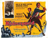 Kidnapped - 22 x 28 Movie Poster - Half Sheet Style A