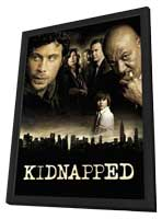 Kidnapped (TV) - 11 x 17 TV Poster - Style C - in Deluxe Wood Frame
