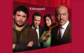 Kidnapped (TV) - 11 x 17 TV Poster - Style A