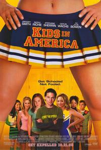 Kids in America - 43 x 62 Movie Poster - Bus Shelter Style A