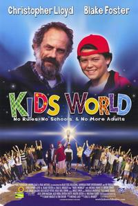 Kids World - 11 x 17 Movie Poster - Style A