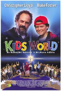 Kids World - 27 x 40 Movie Poster - Style A
