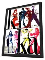 Kika - 11 x 17 Movie Poster - Spanish Style A - in Deluxe Wood Frame