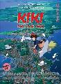 Kiki's Delivery Service - 11 x 17 Movie Poster - Danish Style A