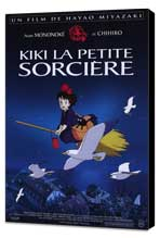 Kiki's Delivery Service - 30 x 40 Movie Poster - French Style A - Museum Wrapped Canvas