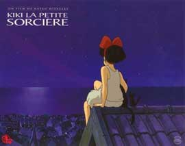 Kiki's Delivery Service - 11 x 14 Poster French Style H