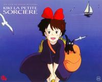 Kiki's Delivery Service - 8 x 10 Color Photo Foreign #1